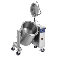 Joni EasyMobile 80 L Steam Jacketed Kettle