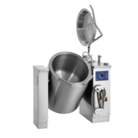 Joni Easy 150L Steam Jacketed Kettle