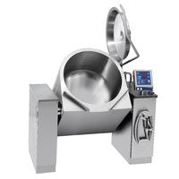 Joni Opti 250L Steam Jacketed Kettle