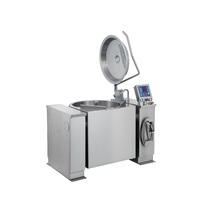 Joni Optimix 120L Steam Jacketed Mixing Kettle