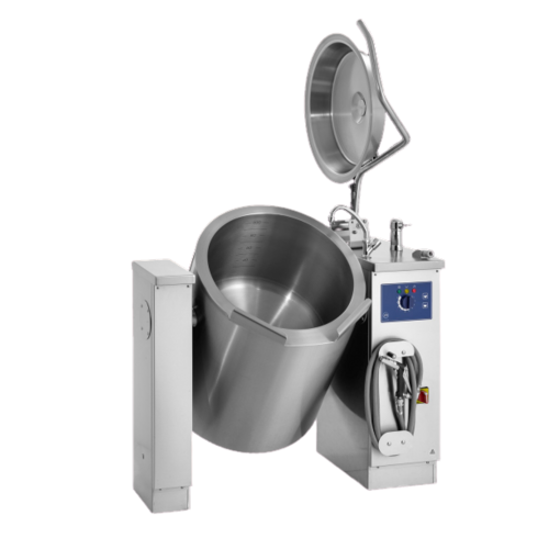 Joni Easy 50L Steam Jacketed Kettle